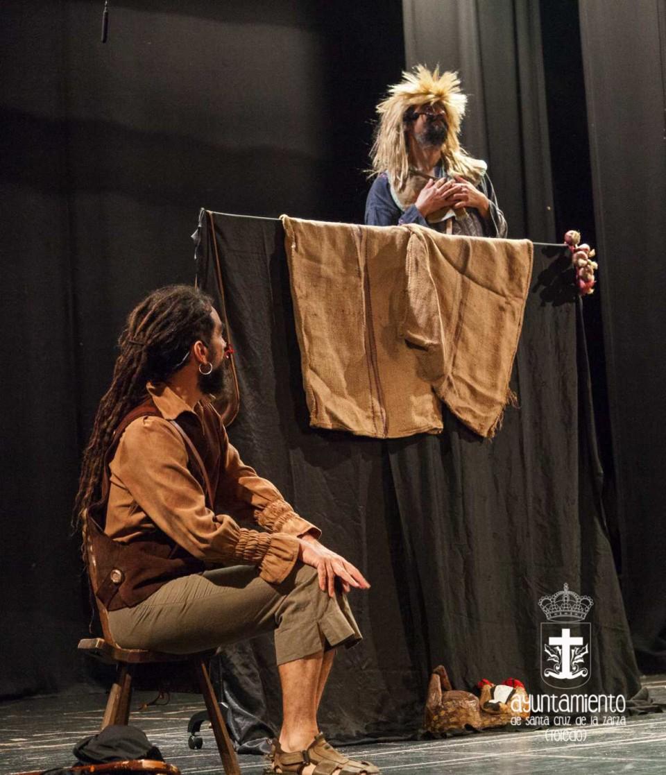 Teatro Día del Libro