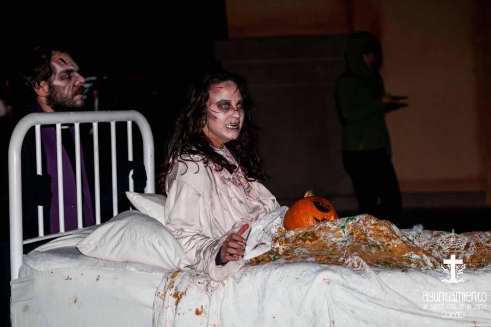 Celebración de Halloween de nuestros chicos y chicas