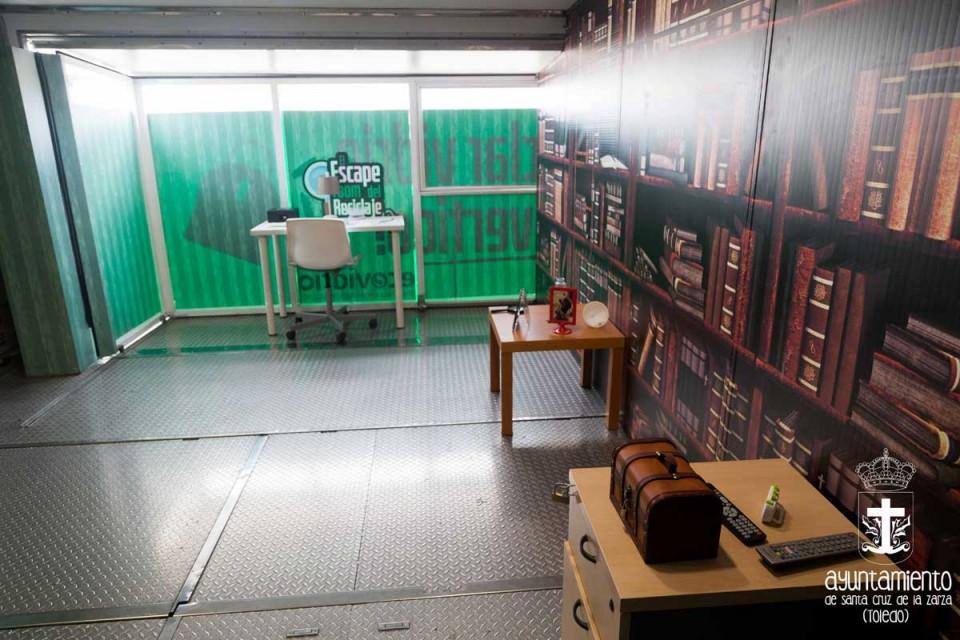 'Escape Room del Reciclaje'