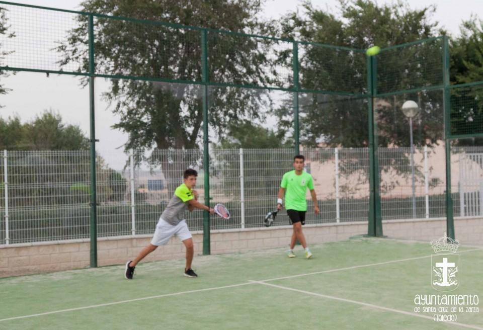 Maratón Deportivo organizado por Peñas Santa Cruz de la Zarza