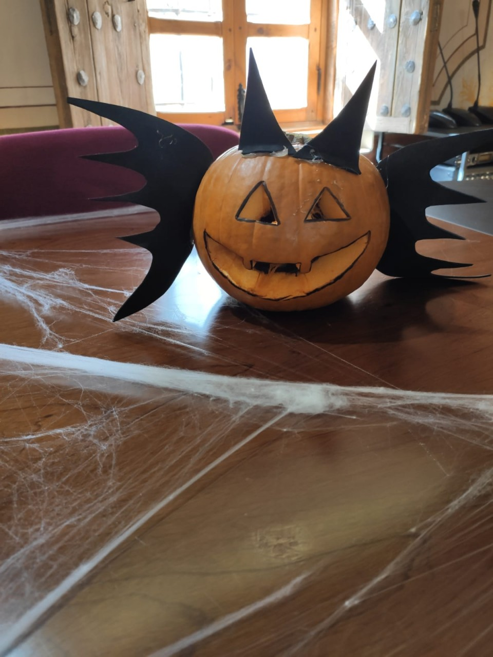 Concurso de Calabazas de Halloween